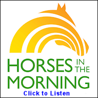 The Horses in the Morning radio show will begin Nov. 1st