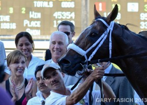 MMM win pic awesome again stakes credit gary tasich