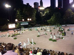 Central Park Horse Show credit Emily Thompson