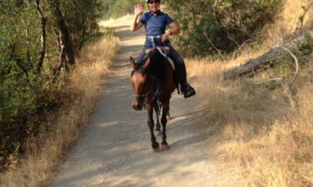 08-17-2017 by NATRC – New Trail Journal Magazine, Erin Glassman's Tevis Ride, Living Quarters Priorities