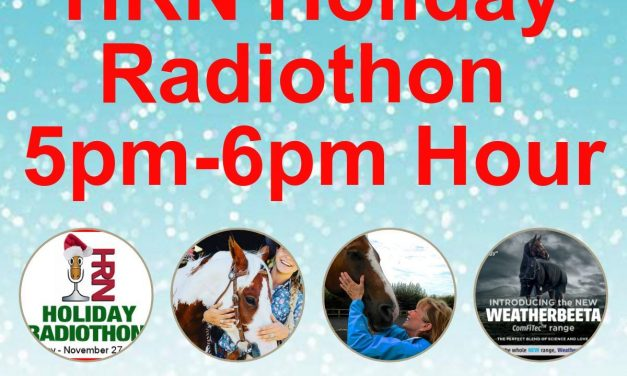 5pm to 6pm- 2017 HRN Holiday Radiothon by Weatherbeeta, Western with Mary & Tara