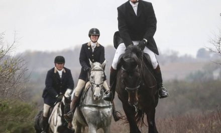 Foxhunting with Fox-Pitt, Equine Hind Gut Health, No Stirrup Lifetime Pass – by Omega Alpha Equine for 11-13-17