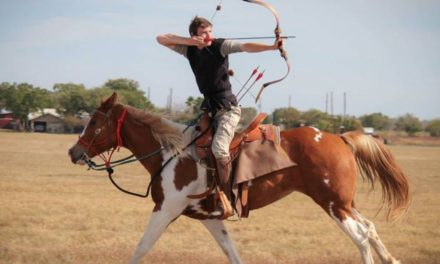 Horse Archery Questions Answered, Rachel Fenton MRILC Instructor -11-20-17 by Omega Alpha
