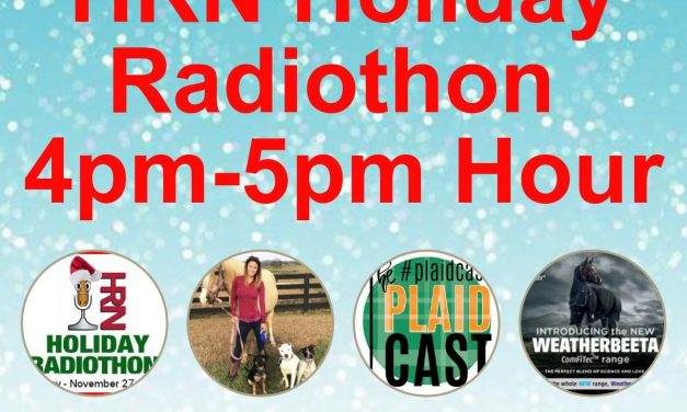 4pm to 5pm- 2017 HRN Holiday Radiothon by Weatherbeeta, Plaidcast