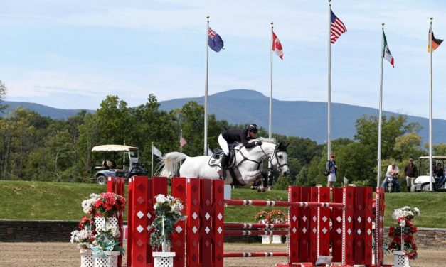 Eqxmedia Gets the Story, US Equestrian Helmet Rules, Jumping Questions for 12-05-17 by Ece Equestrian