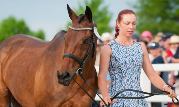 Foal Patrol, Inspiring Eventer Madeline Backus, Grandpa Horse – by Kentucky Performance Products for 01-12-18