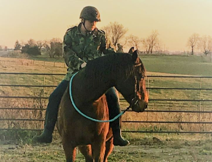 Retraining Horses To Be Great Lesson Or Client Horses  By Cha