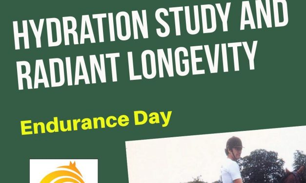 Endurance Day Hydration Study and Radiant Longevity Revisit for 01-14-2020