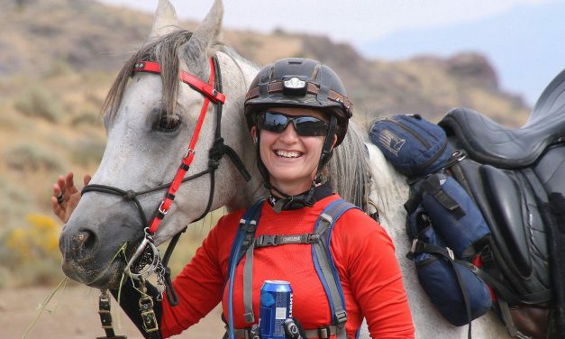 Tevis, Tevis and MORE Tevis with Lora, Kellie and Natalie – Endurance Day for 07-10-18