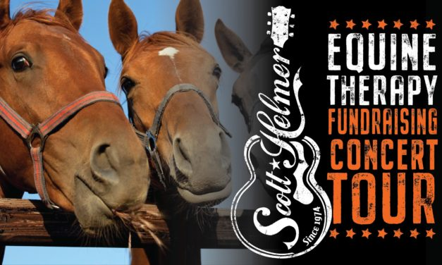 Musician Scott Helmer's Equine Therapy Concerts, Justine from Heels Down, Studies Show, and Ultra Runs with Auditor Biz for June 26, 2019 by HORSELOVERZ