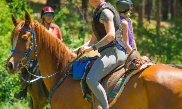 Tailing for Endurance Riders, Gobi Desert Cup, Horse Evacuation Tips, July 9, 2019
