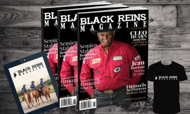 Black Reins Magazine, Road to the Horse and HRN News for Sept 13, 2019 by Kentucky Performance Products